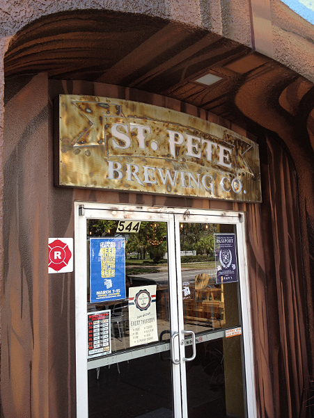 St. Pete Brewing Company